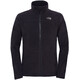 The North Face M's 100 Glacier FZ Jacket Tnf Black